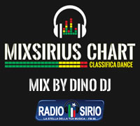 MixSirius Chart - Classifica Dance di Radio Sirio